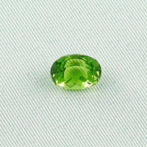 2,98 ct Peridot Chrysolith Ringstein Edelstein
