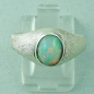 Mobile Preview: Opalring aus Silber mit 1,24 ct Welo Opal, Bild1