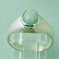 Mobile Preview: Opalring aus Silber mit 1,24 ct Welo Opal, Bild4
