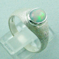 Mobile Preview: Opalring aus Silber mit 1,24 ct Welo Opal, Bild5