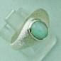 Mobile Preview: Opalring aus Silber mit 1,24 ct Welo Opal, Bild6