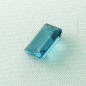 Mobile Preview: London Blue Blautopas  7,31 ct octagon bar cut online kaufen! Deutscher Edelsteinhändler | beste Qualität | schnelle Lieferung | Günstiger Preis