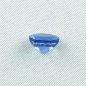 Preview: perfekter Tansanit Ringstein 3,53 ct 10,15 x 8,13 x 6,20 mm, Bild3