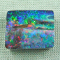 Preview: ♥ Regenbogen Boulder Opal 71,25 ct Investment Edelstein, Bild1