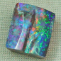 Preview: ♥ Regenbogen Boulder Opal 71,25 ct Investment Edelstein, Bild2