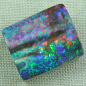 Preview: ♥ Regenbogen Boulder Opal 71,25 ct Investment Edelstein, Bild4