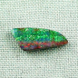 Preview: ♥ Boulder Opal Multicolor 6,98 ct Investment Edelstein, Bild1