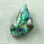 Mobile Preview: ►23,43 ct Investmentopal Boulder Opal Edelstein, Bild3