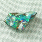 Mobile Preview: ►23,43 ct Investmentopal Boulder Opal Edelstein, Bild4