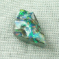 Mobile Preview: ►23,43 ct Investmentopal Boulder Opal Edelstein, Bild5