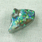 Mobile Preview: ►23,43 ct Investmentopal Boulder Opal Edelstein, Bild6