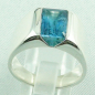 Mobile Preview: 17,99 gr. Designer-Silber-Ring, 4,52 ct Blau-Topas, Bild4