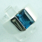 Mobile Preview: 17,99 gr. Designer-Silber-Ring, 4,52 ct Blau-Topas, Bild6