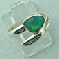 Preview: 925er Sterling Silberring Black Picture Opal 0,56 ct, Bild6