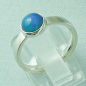 Mobile Preview: 925er Silberring Damen-Opalring mit 1,10 ct Welo Opal, Bild3