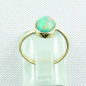 Preview: 750er Goldring, 18k  Opalring mit 1,26 ct Welo Opal, Bild4