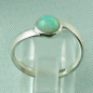 Mobile Preview: 2,63 gr Damenring, 925er Silberring mit 0,76 ct Welo Opal, Bild4