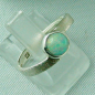 Mobile Preview: 2,63 gr Damenring, 925er Silberring mit 0,76 ct Welo Opal, Bild6