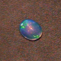 Preview: 1,55 ct Edelstein Schmuckstein Multicolor Welo Opal, Bild2