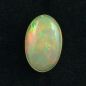 Preview: ►Multicolor Welo Opal 7,23 ct Edelstein - Schmuckstein, Bild2