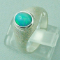 Preview: Damenring 925er Sterling Silber Opalring mit 1,36 ct Welo Opal, Bild3