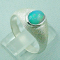 Preview: Damenring 925er Sterling Silber Opalring mit 1,36 ct Welo Opal, Bild5