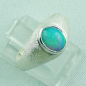 Preview: Damenring 925er Sterling Silber Opalring mit 1,36 ct Welo Opal, Bild6