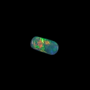 TO00055 australischer Semi Black Opal 0,42 ct.