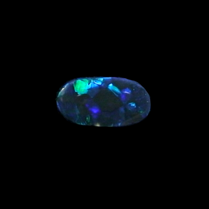 lightning ridge black opal 1 42 ct blau gr n t rkis to00101. Black Bedroom Furniture Sets. Home Design Ideas